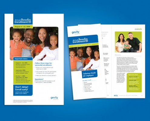 Poster & Brochure Design