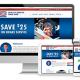 AAMCO Responsive Website