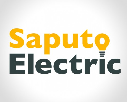 Saputo Electric Logo Design