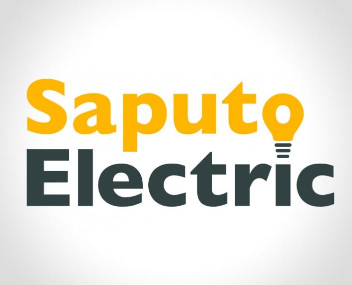 Saputo Electric Logo Design