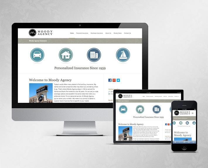 Moody Agency Website