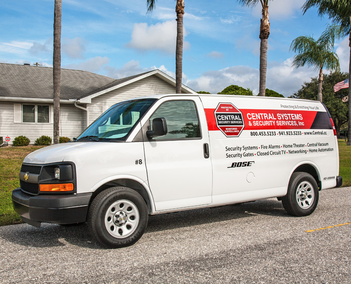 Vehicle Graphics Central Systems