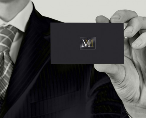 Lawyer Stationery Business Card