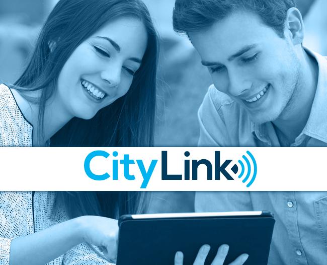 City Link Logo Design