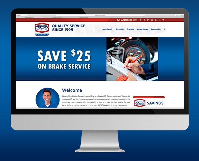 AAMCO Home Page