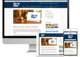 Bay Village Responsive Website