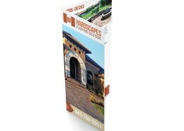 Hardscapes Brochure Design