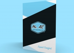 Folder Design Mr. AC